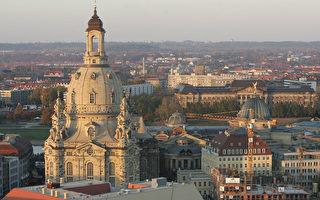 組圖:德國Frauenkirche大教堂建成