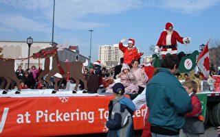 皮克林圣诞老人大游行