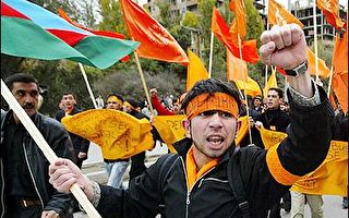 阿塞拜疆爆發橙色示威 要求重新選舉