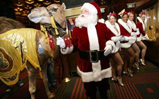 圣诞奇观缺乐队 华人新年晚会引期盼
