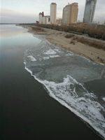 中國官方終於承認松花江有重大污染