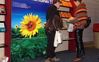 蒙市健康博覽會 氣功風水受歡迎