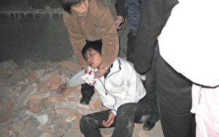 西安強拆教堂 16天主教修女遭毒打