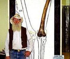 俄考古學家在敘利亞發現巨人古墓