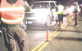 目標對準酒後駕車違規者