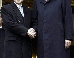 小泉訪土 兩國將在伊拉克等問題上加強合作
