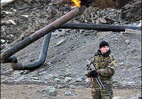 美国介入协助解决乔治亚天然气危机