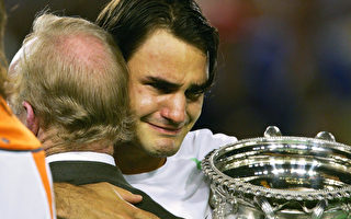 澳洲公開賽 費德勒奪冠