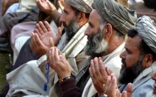 百余名前塔利班向阿富汗政府投降