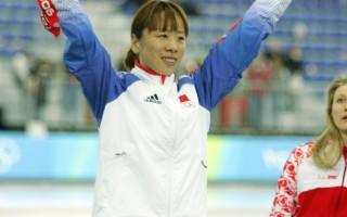 竞速滑冰女子500公尺 俄摘金中摘银铜