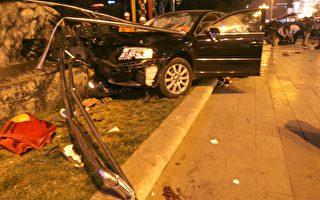 昆明市交通事故 至少4人死21人傷