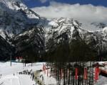 女子冬季两项4x6km接力赛(Getty Images,2月23日)