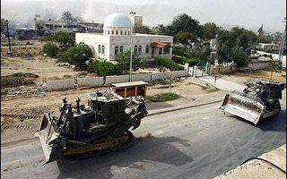 巴勒斯坦好战组织领袖萨达特终向以色列投降