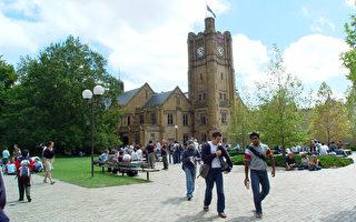 QS世界大學排名:墨爾本大學排名下滑