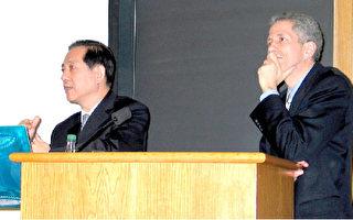 人大副委員長韓啟德耶魯演講   承諾調查蘇家屯案