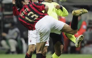 欧冠杯4强赛第一回合  巴隆客场1:0战胜对手