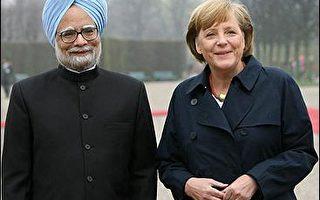 德国印度同意加强能源合作 并未提起核子争议