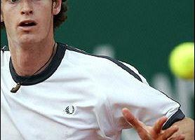 巴塞隆納網賽 莫瑞逆轉擊闖進第二輪