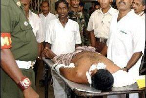 美譴責斯里蘭卡自殺炸彈攻擊