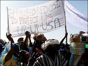 联合国官员以积极行动  支持苏丹和平协定