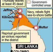 欧盟批评斯里兰卡叛军攻击行动  吁恢复和谈