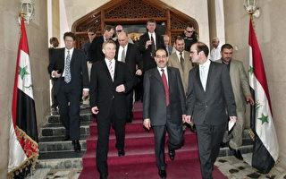 布莱尔突访巴格达  表达支持伊新政府