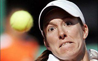 法网公开赛 艾宁击败克莉丝特丝挺进决赛