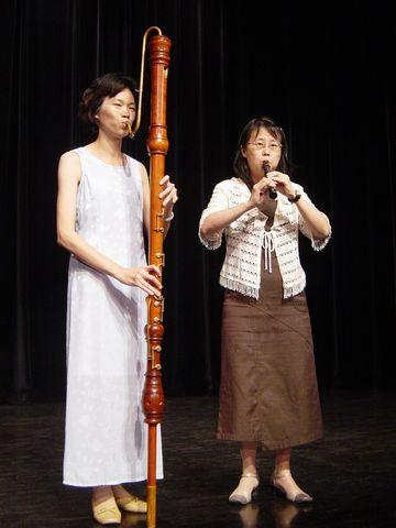 穿越時空五百年  木笛合奏之美