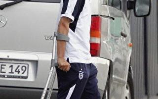 世足賽 紐喀索隊否認歐文還有更嚴重傷勢