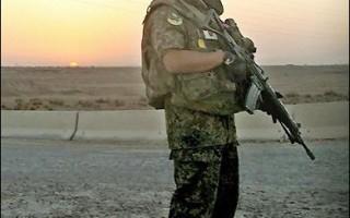 日本自卫队开始撤离伊拉克