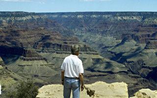 美國大峽谷山火800遊客被逼滯留