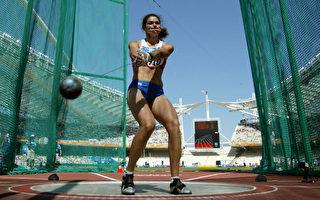 俄女鏈球選手擲出77.41米 破世界記錄