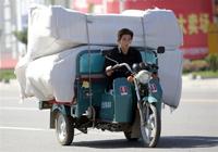 西安上万三轮车运输户市政府请愿
