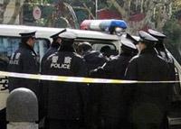 維權律師鄭恩寵抗議警方騷擾