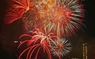 組圖一:美國慶祝建國230周年