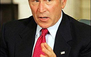 布什:美及盟邦將追究北韓試射飛彈責任
