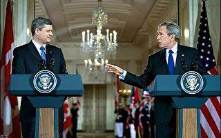 布什:國際一致回應需時間折衝