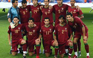 組圖:世界盃各獎項得主