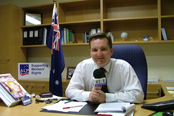 澳議員呼籲政府向中國提出強烈質詢