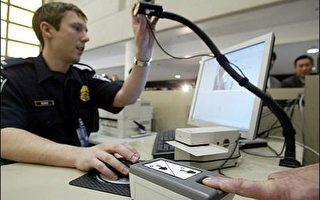 美国绿卡持有人入境美国也要按指纹程序