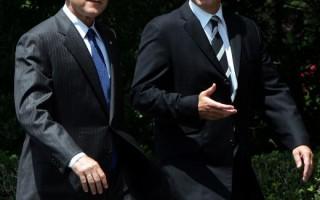 布萊爾抵美訪問 將與布什討論中東危機