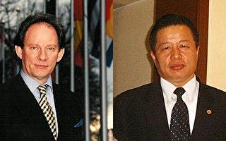 歐議會副主席與高智晟六四人權對話(1)