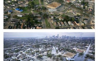 組圖2:颶風卡崔娜襲美一週年