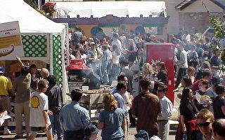 加拿大卡爾加里第十屆美食節