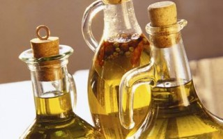 植物油對健康很重要!