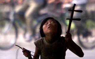 中國的人口販子