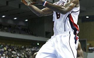 男籃世錦賽  美國103-58大破塞內加爾