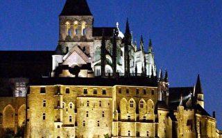 组图:【欧洲古堡巡礼】法国圣米歇尔山堡