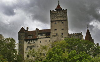 组图:【欧洲古堡巡礼】罗马尼亚德古拉城堡
