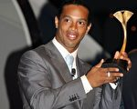 罗纳迪尼奥(Ronaldinho)/AFP/Getty Images